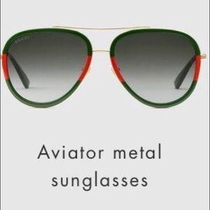 Gucci Aviator Sunglasses ❤️SOLD❤️